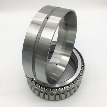 45 mm x 75 mm x 40 mm  IKO NAS 5009ZZNR Cylindrical roller bearing